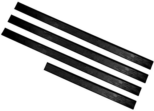 Abziehlippen Set 3 x 280 Millimeter, 1 x 170 Millimeter, geeignet für Kärcher Akku Fenstersauger WV 1 WV 2 WV 3 WV 5