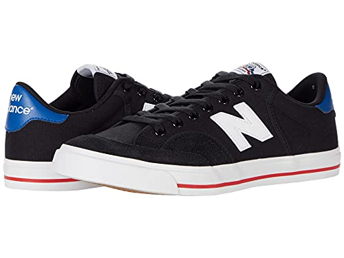 New Balance NM212 Black/Blue Men's 10.5, Women's 12 Medium