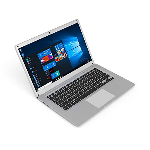 Winnovo Laptop Computer 14 Inch Windows 10 Notebook PC Intel Celeron N3350 4GB RAM 64GB ROM FHD IPS 1920x1080 HDMI Grey
