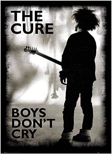 The Cure- Boys Don't Cry Popular HD poster 12 x 14 inch poster sscreation