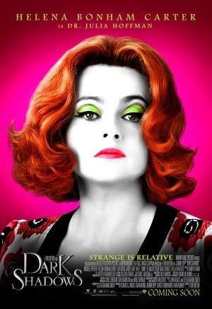Dark Shadows - Johnny Depp – Film Poster Plakat Drucken Bild – 43.2 x 60.7cm Größe Grösse Filmplakat Helena Bonham Carter