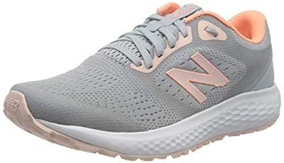 New Balance Women's 520v6 Running Shoes, Grey Light Cyclone, 5.5 UK