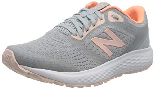 New Balance Women's 520v6 Running Shoes, Grey Light Cyclone, 5.5 UK