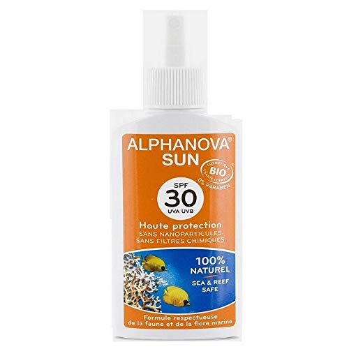 ijsalut - crema solar corporal f30 bio alphanova 125 ml