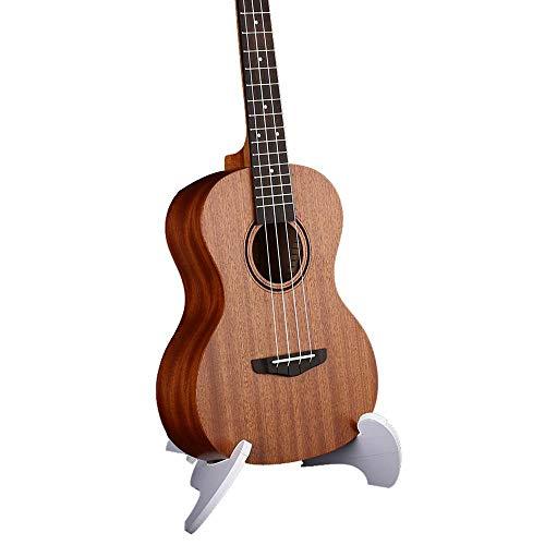 Volwco Soporte para Ukelele, Soporte Plegable de PVC para mandolina, violín, Guitarra, Banjo