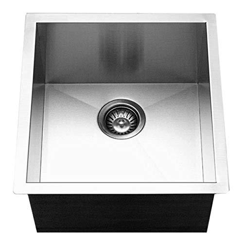 Houzer CTR-1700 Small Bar Kitchen Sink