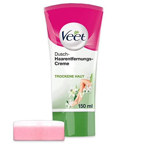 Veet Veet Dusch-Haarentfernungscreme Silky Fresh, Schnelle Bild