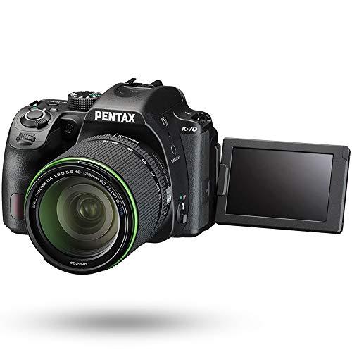 PENTAXK-7018-135mmWRレンズキットブラックデジタル一眼レフカメラ超高感度・高画質2424万画素APS-Cセンサーアウトドアに最適全天候型一眼レフ4.5段ボディ内手振れ補正搭載明るく見やすいガラスペンタプリズム採用の視野率100%光学ファインダー16258