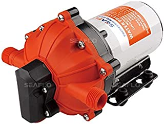 SEAFLO 55-Series Diaphragm Pump - 12V DC, 5.5 GPM, 60 PSI