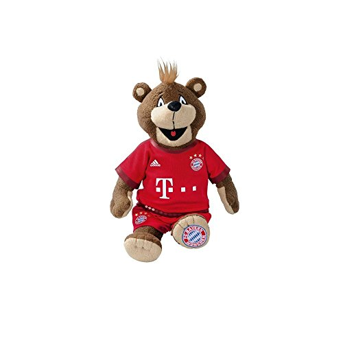 FC Bayern München 18721 Berni 20cm mit Sauger