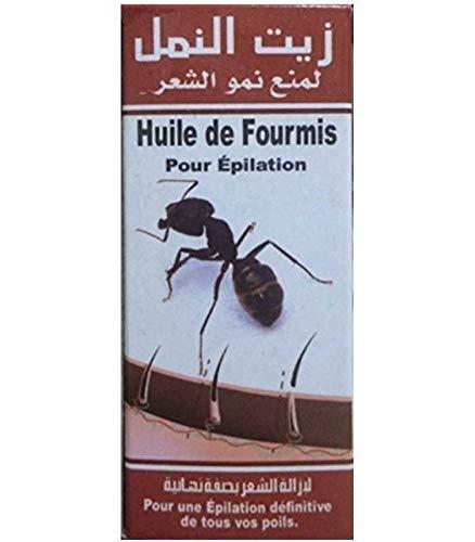 SAROM-huile de fourmi 30 ml-ROJA