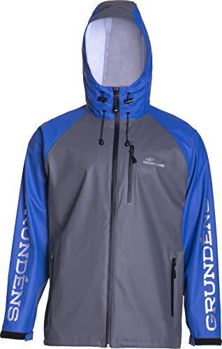 Grundens Tourney - Giacca da uomo resistente e impermeabile - blu - Large