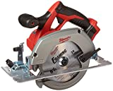 Milwaukee M18 2630-20 18 Volt Lithium Ion 6-1/2' 3,500 RPM Cordless Circular Saw w/ Magnesium Guards...