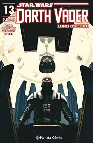 Star Wars Darth Vader Lord Oscuro nº 13/25 (Star Wars: Cómics Grapa Marvel)