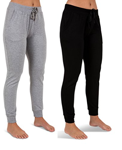 Sexy Basics Women's 2 Pack Yoga ...