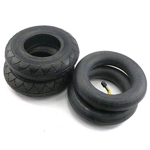 yunshuo 200x50 (20.3cmx5.1cm) Scooter Neumático & Cámara SET para cuchilla Bladez Mongoose, 2set