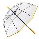 Marolaya Clear Transparent Bubble Dome Umbrella
