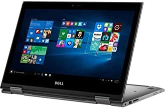 Dell Inspiron 13.3'' 2-in-1 FHD(1920x1080) Touchscreen Convertible Laptop PC, Intel Core i7-6500U 2.5GHz, 8GB DDR4 SDRAM, ...