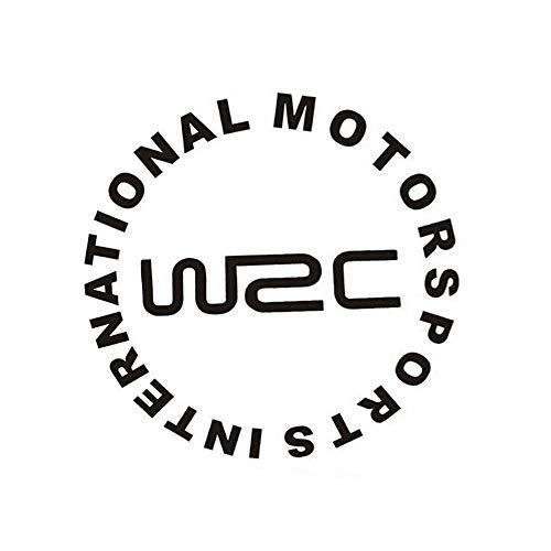Motorsports International Car Sticker Wrc World Rally Stickers Adhesivo Tapa Del Tanque De Combustible