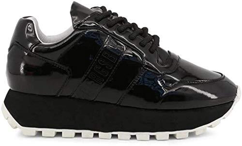 Bikkembergs Sneaker Fend-ER_2087-PATENT Mujer Color: Negro Talla: 41