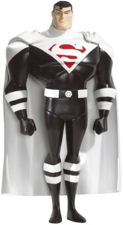 DC Super Heroes Year 2005 Justice League Unlimited Series 10 Inch Tall Action Figure - SUPERMAN B000FDFCKK Ein Gleichgewicht zwischen Zähigkeit und Härte | Hat einen langen Ruf