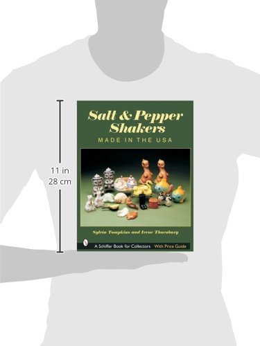 Salt & Pepper Shakers: Made in the USA