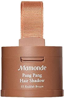 Mamonde, PANG PANG HAIR SHADOW, No. 03 Reddish Brown, 3.5g
