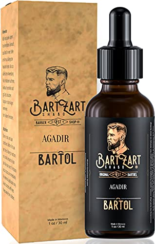 BartZart BartZart 30ml Bartöl mit Arganöl Bild