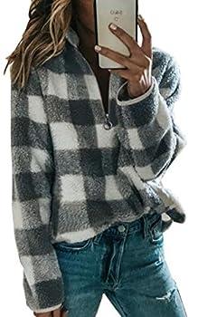 Best fluffy sweatshirts for women Reviews