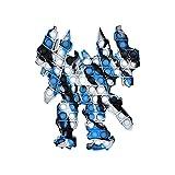 Fidget Toy Pop it Transformatoren 20x30cm, Pop it Transformator Roboter, pop Bubble XXL, endspannentes Anti Stress Spielzeug Sensorisches Spielzeug Autismus lindert Angstzustände für Kinder