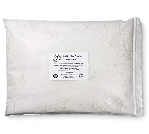 Kaolin White Clay by Bare Essentials Living