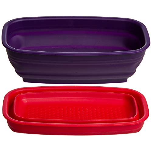 Progressive Prep Works - Berry Colander (Red or Purple, Selected at Random)