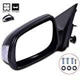 TUPARTS Fit for 2005-2010 for Scion tC Base Coupe Exterior Side View Mirror with Power Adjusted Turn Signal Light 8794021190 Left Driver Side Mirror