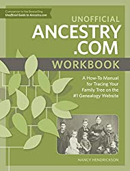 Unofficial Guide to Ancestry.com Workbook