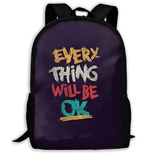 FBHA Travel Backpack Laptop Backpack Large Diaper Bag - Best Saying Backpack School Backpack for Women & Men
