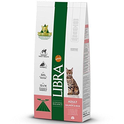 Affinity Libra Salmón para Gatos Adultas - 15 kg 🔥