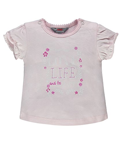 Kanz T-Shirt 1/4 Arm 1832073, Rosa (Rose Water 2093), 62 Bambina