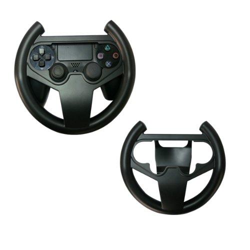 GAMINGER Volante para control Dualshock de PlayStation 4 PS4 Sony - Juegos...