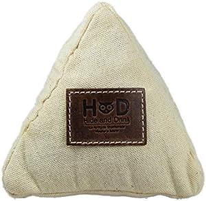 Hide & Drink, Pyramid Paperweight/Office Accessories/Stylish/Desk & Home Decor/Work Essentials, Handmade Includes 101 Year Warranty :: Manta