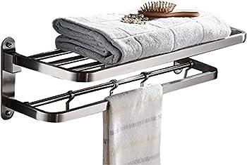 towel wall shelf