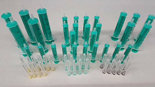Spritzen & Kanülen Set steril- Einmalkanülen - Einmalspritzen - MIH Medical