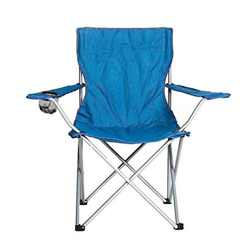 MUTANG Chaise Pliante en Plein air Chaise de pêche Chaise Portable Chaise de Camping Chaise de Plage Self-Driving Tour Chaise Pliante Portable