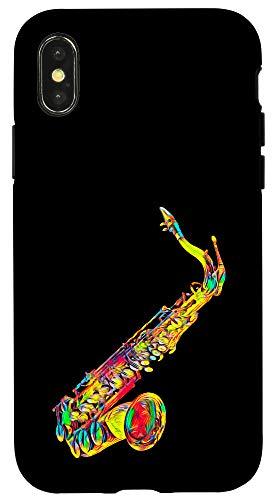 iPhone X/XS Music Instrument Saxophone Case