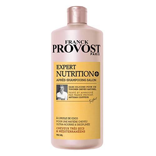 FRANCK PROVOST EXPERT NUTRITION + Après-Shampooing Soin Professionnel Ultra-Nutrition et Détente 750.0 ml