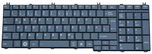 Original Tastatur Toshiba Satellite L775 Series DE Neu Glänzend