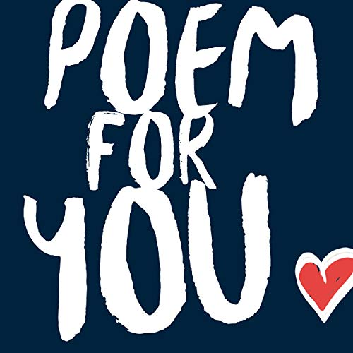 Poem for You audiobook cover art