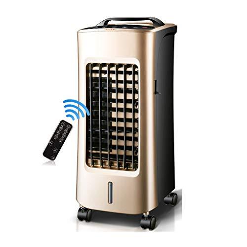 NIANXINAN Portatil Aire Acondicionado Aire Humidificador Purificador De Aire Silencioso con Mando Remoto Aplicar A Casa Habitación Oficina Dormitorio