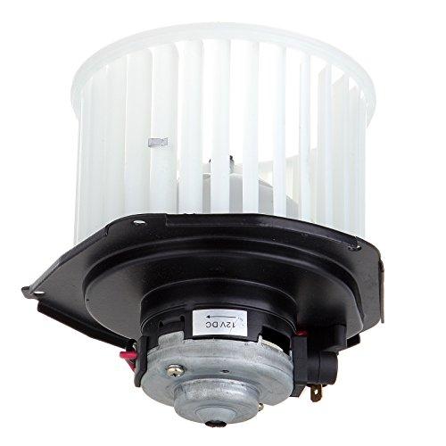 HVAC plastic Heater Blower Motor w/Fan Cage ECCPP fit for 1992-1994 Chevrolet Blazer 1988-1991 Chevrolet C1500 1992-1994 Chevrolet C1500 Suburban