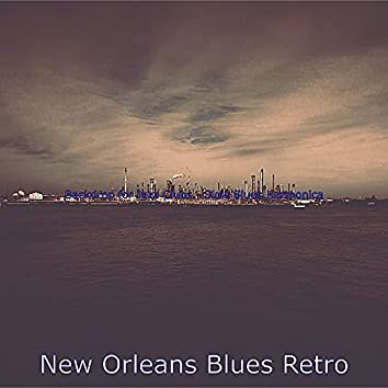 Backdrop for Jazz Clubs - Slow Blues Harmonica