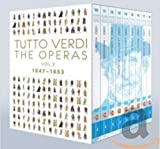 Tutto Verdi - Epochenbox Vol. 2 (1847 - 1853) [Alemania] [DVD]
